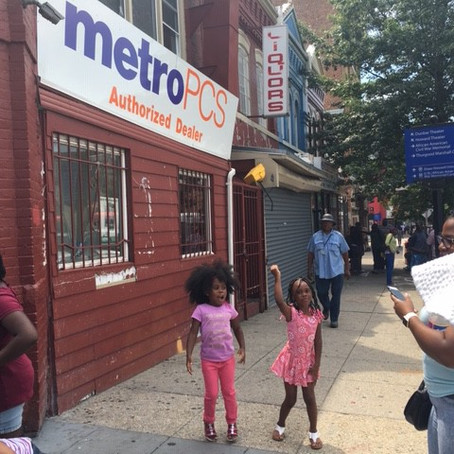 How An Act of Non-Violent Direct Action Seeks to Navigate A Sea of Change In Shaw