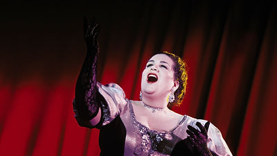 Cantor de ópera