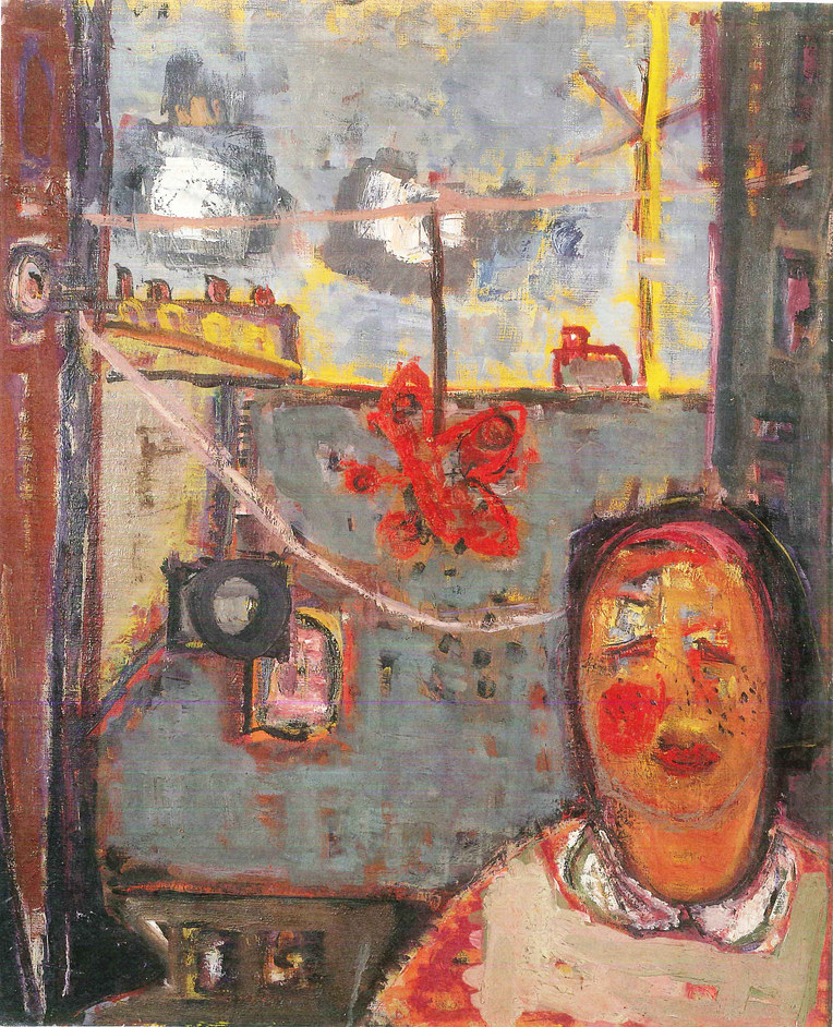 Lea Nikel, Girl by the Window and a Bird