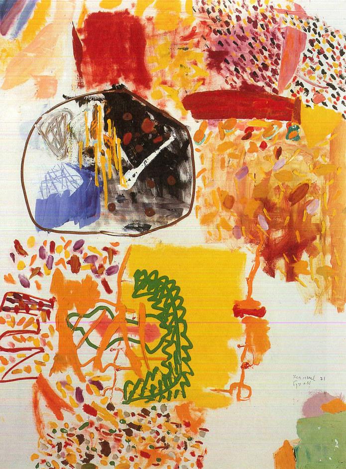 Lea Nikel, Painting, 1971, b85.0577.jpg