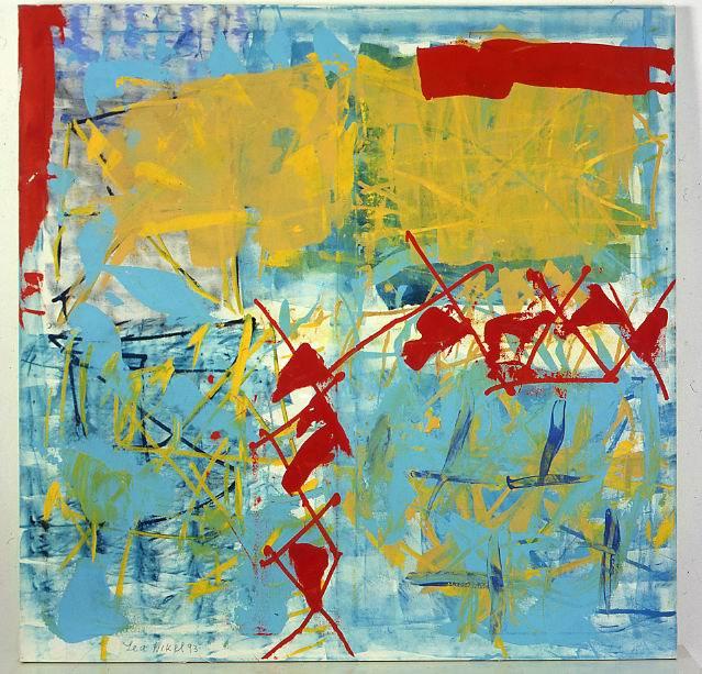 Nikel, Lea, Red flow, 1993~B94_0727.jpg