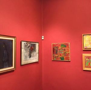 אוסף פירון מוזיאון ראובן לאה ניקל שנות ה