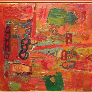 אוסף פירון מוזיאון ראובן.לאה ניקל שנות ה