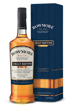 BOWMORE VAULTED EDITION (FIRST RELEASE)