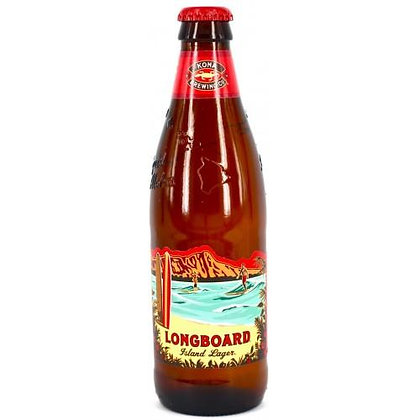 KONA LONGBOARD ISLAND LAGER 6 PACK