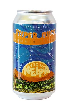 HOPE ESTATE SUPER JUICY NEIPA 4 PACK