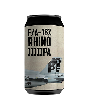 HOPE ESTATE F/A RHINO IIIIIPA 18% 4 PACK