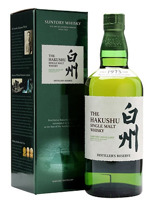 THE HAKUSHU SINGLE MALT DISTILLERS RESERVE