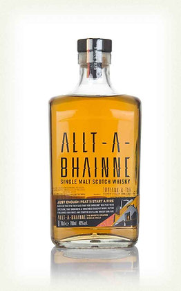 ALLT-A-BHAINNE SINGLE MALT WHISKY