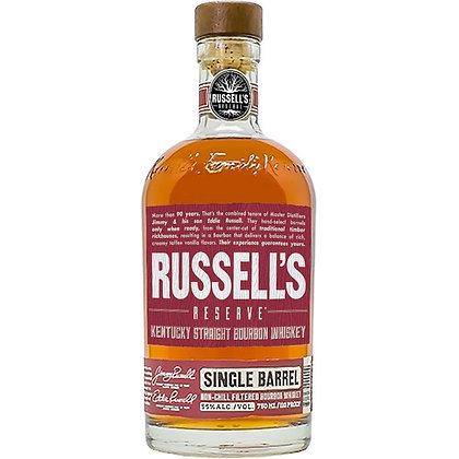 RUSSEL RESERVE SINGLE BARREL