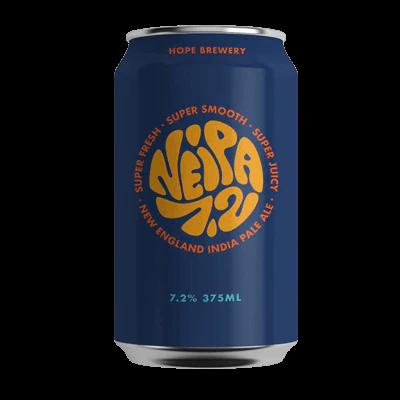HOPE BREWING SUPER JUICY NEIPA 7.2%