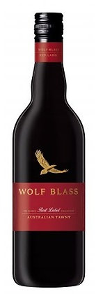 WOLF BLASS RED TAWNY PORT