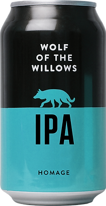 WOLF OF THE WILLOWS IPA 6 PACK
