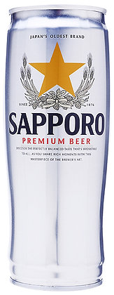 SAPPORO PREMIUM BEER CAN 12 x 650ML