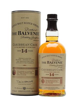 THE BALVENIE CARIBBEAN CASK 14YO