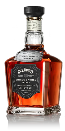 JACK DANIELS SINGLE BARREL SELECT BOARDROOM  SERIES No4