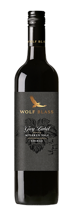 WOLF BLASS GREY LABEL SHIRAZ 2016
