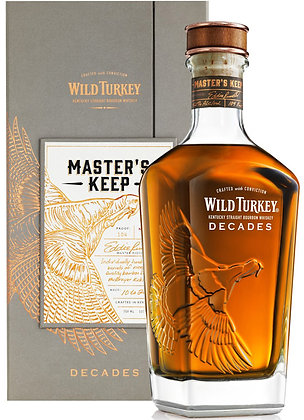 WILD TURKEY DECADES