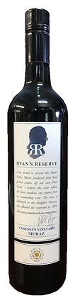 RYANS RESERVE VANESSA'S VINEYARD SHIRAZ