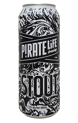 PIRATE LIFE STOUT 4 PACK
