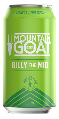 MT GOAT BILLY THE MID