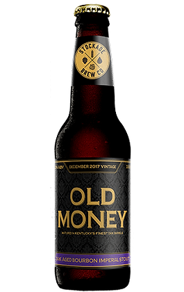 OLD MONEY IMPERIAL STOUT 4 PACK