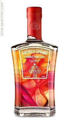 SACRED SPRING BARREL AGED GIN 200ml