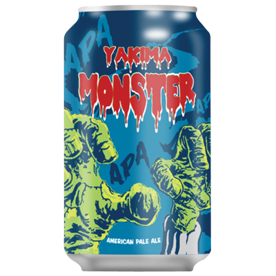 YAKIMA MONSTER AMERICAN PALE ALE 6 PACK