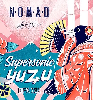 NOMAD SUPERSONIC YUZU 4 PACK