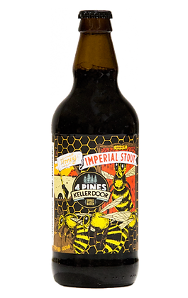 4 PINES KELLER DOOR: HONEY IMPERIAL STOUT 500ML