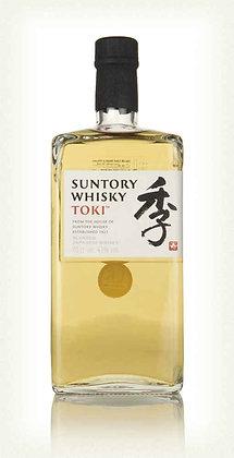 SUNTORY TOKI BLENDED JAPANESE WHISKEY