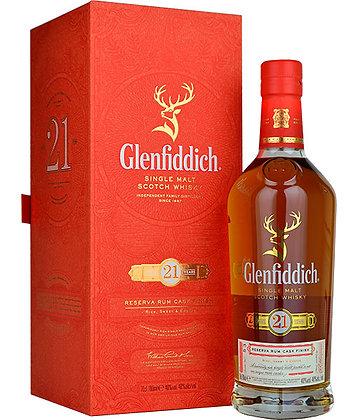 GLENFIDDICH 21YO