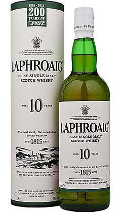 LAPHROIAG 10 YEAR OLD