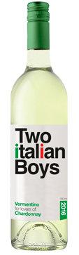TWO ITALIAN BOYS VERMENTINO