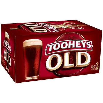 TOOHEYS OLD STUBBIES