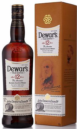 DEWAR'S 12 YO, THE ANCESTOR