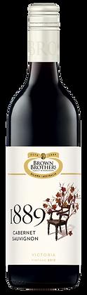 BROWN BROTHERS 1889 CABERNET SAUVIGNON 2016
