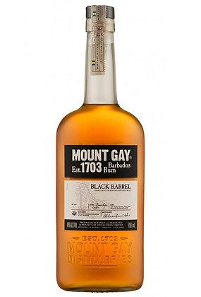 MOUNT GAY BLK BARREL RUM 700ML