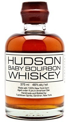 HUDSON BABY BOURBON 350ML
