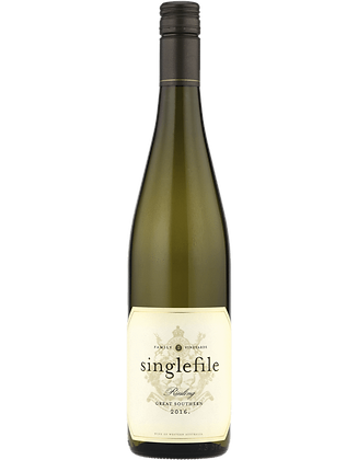 SINGLEFILE GREAT SOUTHERN RIESLING 2018