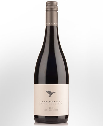 LAKE BREEZE SELECTION 54 SHIRAZ 2014