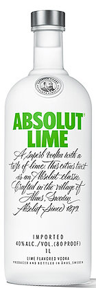 ABSOLUT VODKA LIME 700ML