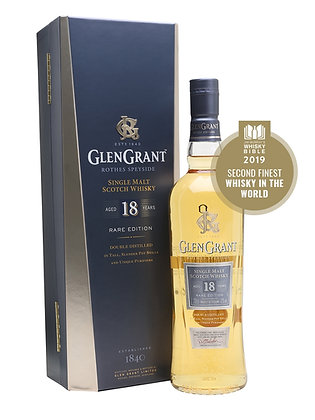 GLEN GRANT 18 YO RARE EDITION