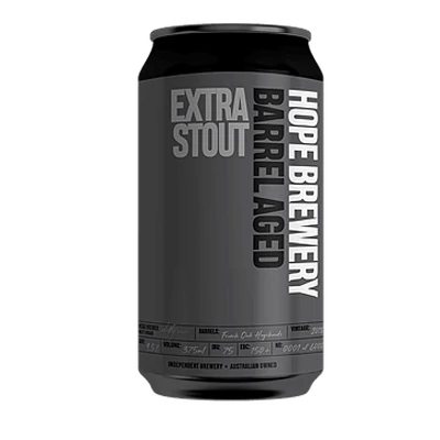 HOPE BREWING BARREL AGED EXTRA STOUT