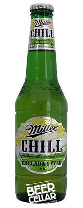 MILLER CHILL CHELADA LAGER
