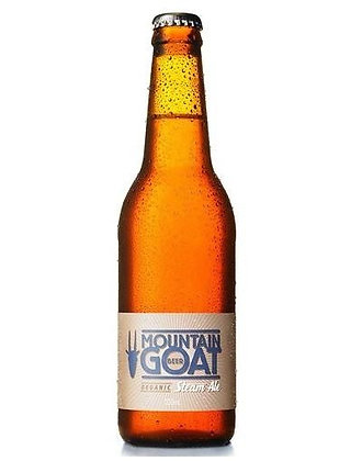 MOUNTAIN GOAT STEAM ALE 6 PACK