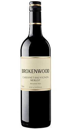 BROKENWOOD CAB SAV MERLOT