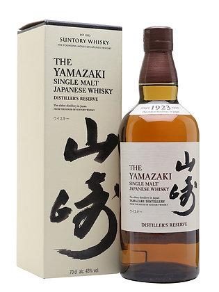 THE YAMAZAKI SINGLE MALT JAPANESE WHISKY