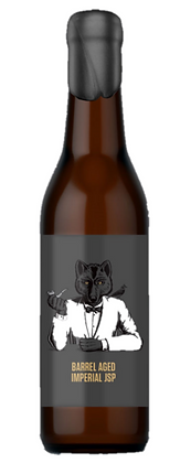 WOLF OF THE WILLOWS LARK BARREL AGED IMPERIAL JSP, PER BOTTLE