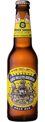 LORD NELSON 3 SHEETS 6 PACK